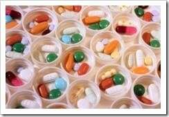 Pills in wide variety